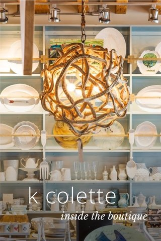 k colette inside the boutique