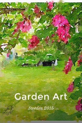 Garden Art Sweden 2015