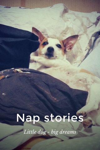 Nap stories Little dog - big dreams