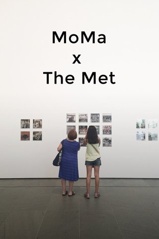 MoMa x The Met