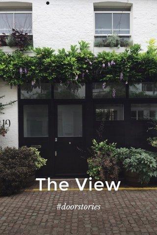 The View #doorstories