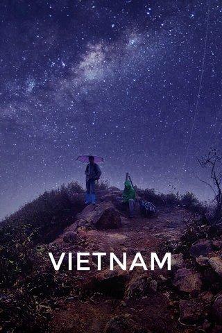 VIETNAM Wanderlust
