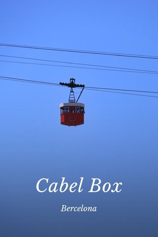 Cabel Box Bercelona