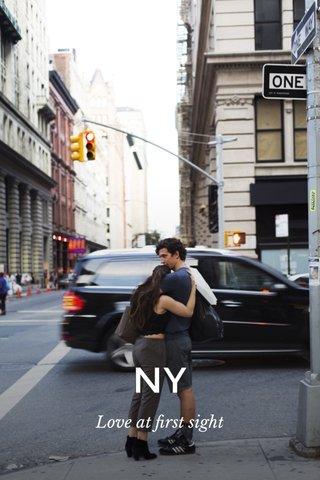 NY Love at first sight