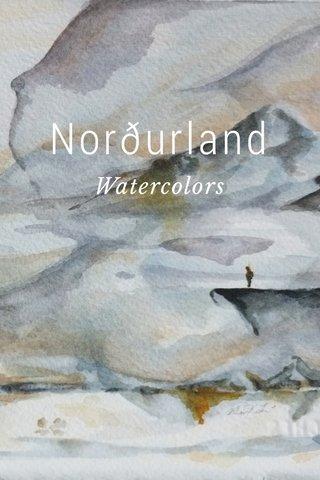 Norðurland Watercolors