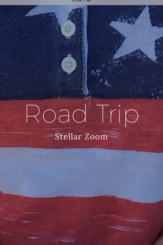 Road Trip Stellar Zoom