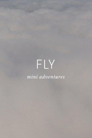 FLY mini adventures
