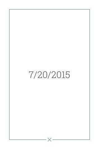 7/20/2015