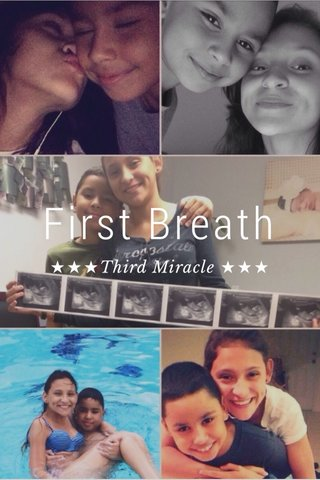 First Breath ★★★Third Miracle ★★★