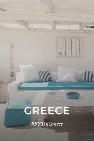 GREECE #FYTinGreece