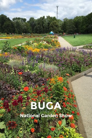 BUGA National Garden Show