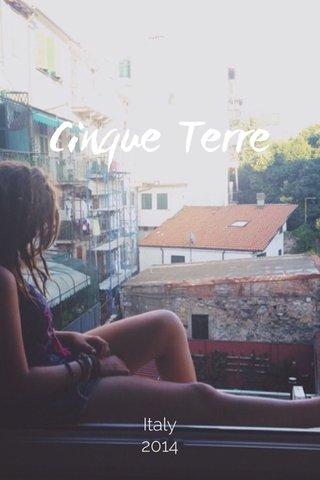 Cinque Terre Italy 2014