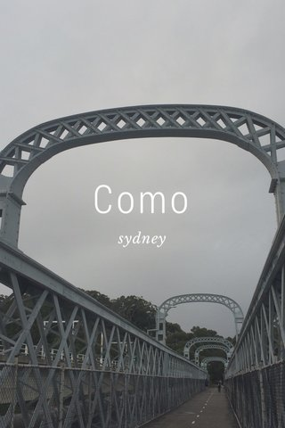 Como sydney