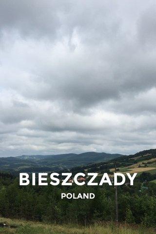 BIESZCZADY POLAND