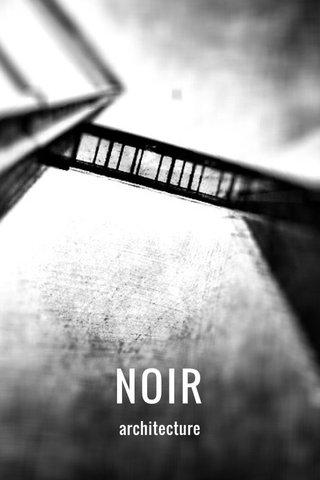 NOIR architecture