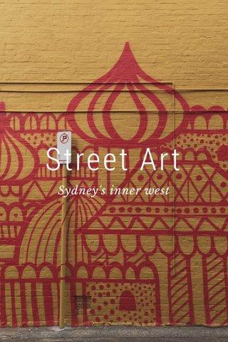 Street Art Sydney's inner west