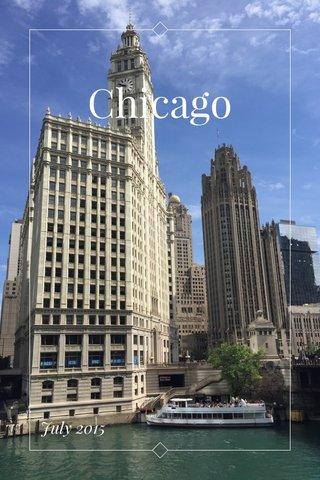 Chicago July 2015