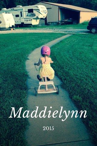 Maddielynn 2015