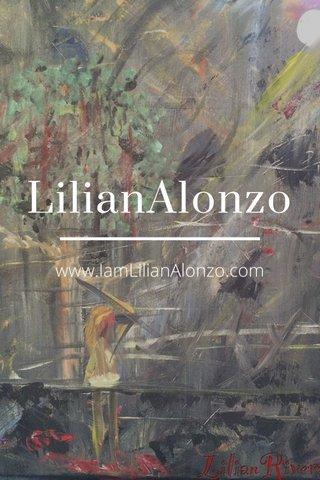 LilianAlonzo www.IamLilianAlonzo.com