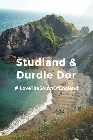 Studland & Durdle Dor #ILoveTheSouthOfEngland