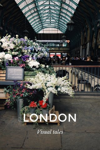 LONDON Visual tales
