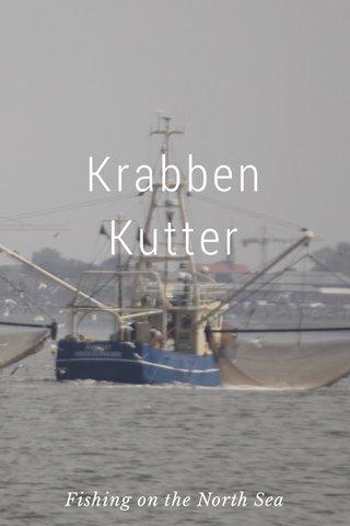 Krabben Kutter Fishing on the North Sea