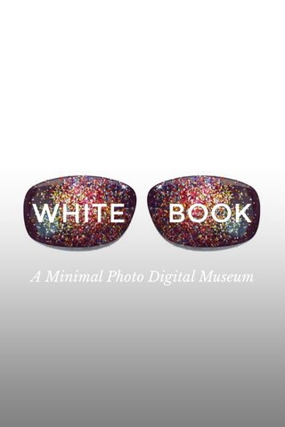 WHITE BOOK A Minimal Photo Digital Museum