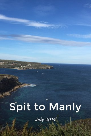 Spit to Manly July 2014