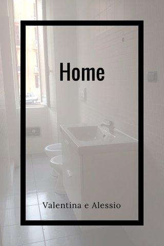 Home Valentina e Alessio
