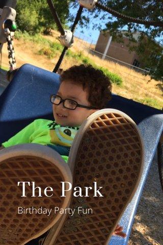The Park Birthday Party Fun