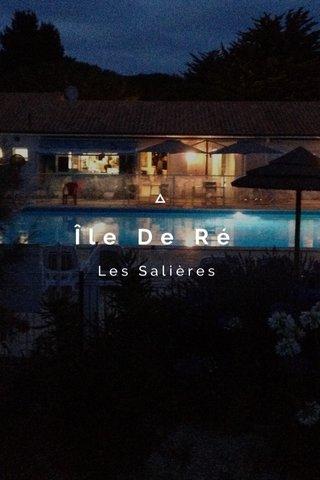 Île De Ré Les Salières