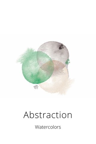 Abstraction Watercolors