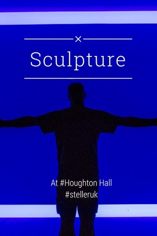 Sculpture At #Houghton Hall #stelleruk