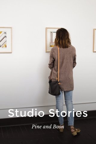 Studio Stories Pine and Boon