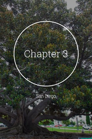 Chapter 3 San Diego