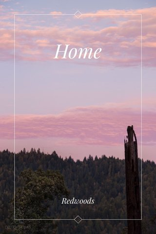 Home Redwoods