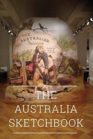 THE AUSTRALIA SKETCHBOOK