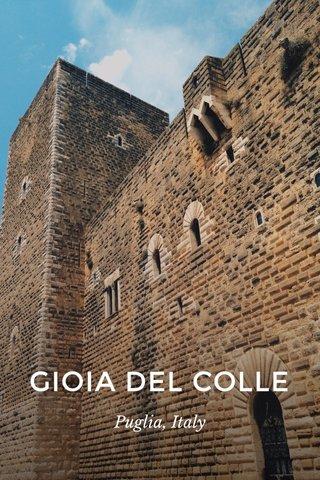 GIOIA DEL COLLE Puglia, Italy
