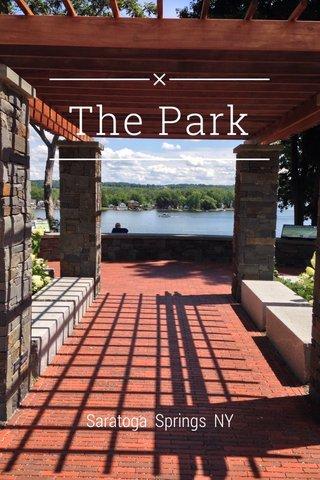 The Park Saratoga Springs NY