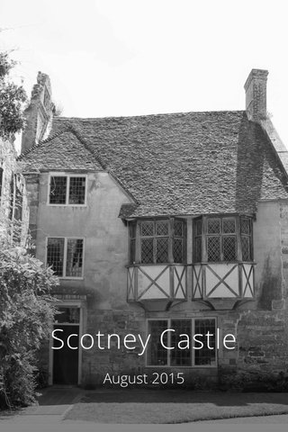 Scotney Castle August 2015