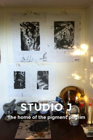STUDIO J The home of the pigment pilgrim