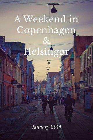 A Weekend in Copenhagen & Helsingør January 2014