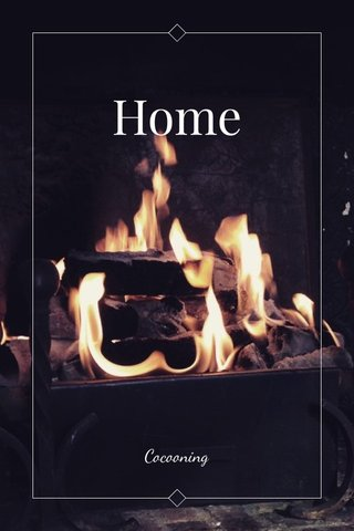 Home Cocooning