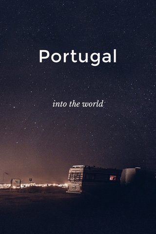 Portugal into the world