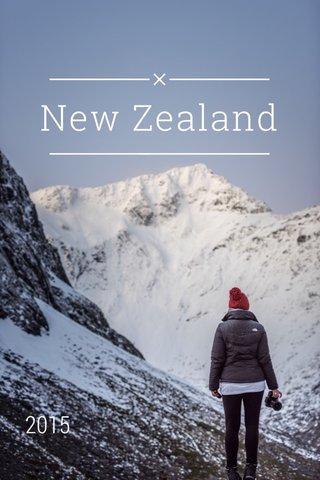 New Zealand 2015