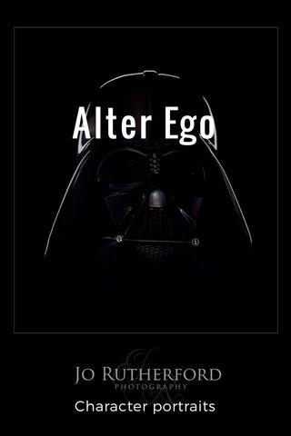 Alter Ego Character portraits