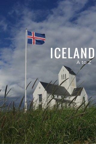 ICELAND A to Z