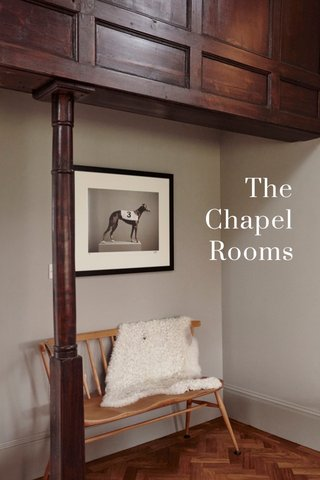 The Chapel Rooms