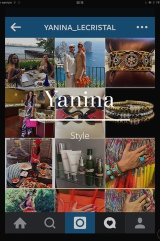 Yanina Style
