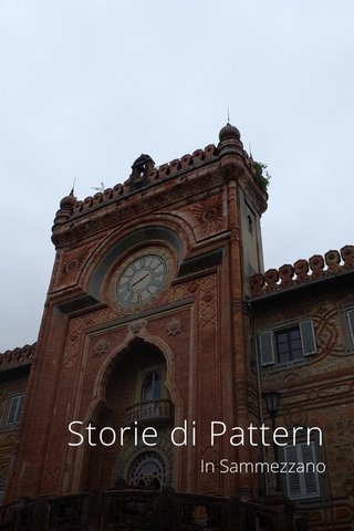 Storie di Pattern In Sammezzano